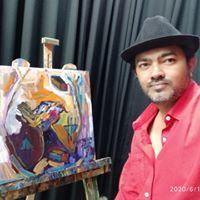 Profile picture of Makhdoom Sadiq Khan - An Abstract Painter